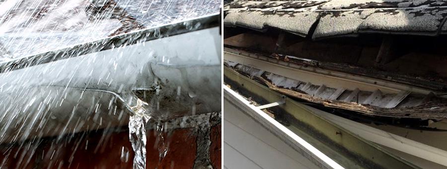 Gutter repairs West Sussex